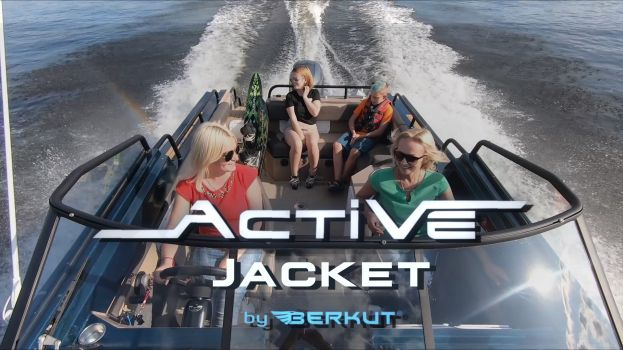 Новое видео BERKUT Active Jacket!